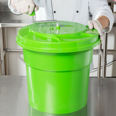 Choice 5 Gallon Salad Spinner/Dryer Free Shipping US (48) Only