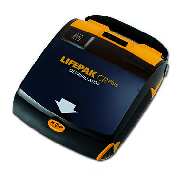 New Lifepak Cr Plus Fully Automatic Aed Free Delivery Mens Velocity