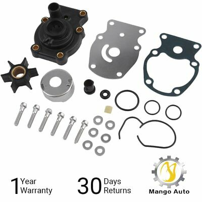Evinrude/Johnson/OMC New Water Pump & Impeller Repair Kit 393630, 0393630