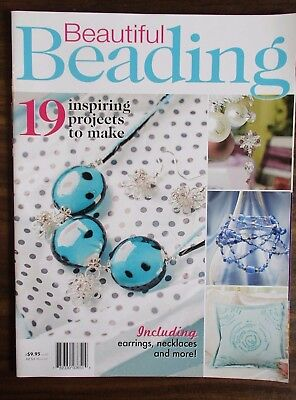 BEAUTIFUL BEADING  Including earrings, necklaces & more MAGAZINE 19 Projects.
