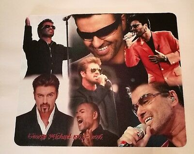 George Michael - Mouse Pad