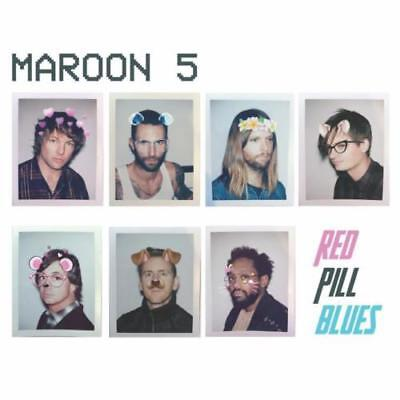 Maroon 5 Red Pill Blues Cd New Sealed