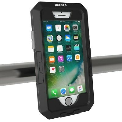 Oxford iPhone 6+ 7+ Dryphone Pro Case Motorbike Motorcycle Bike Mount OX199