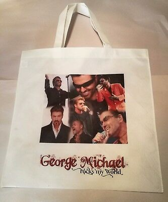 George Michael - Tote Bag