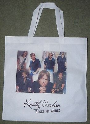 Keith Urban - Tote Bag