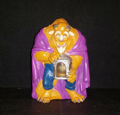 Disney Beauty And The Beast Vintage Night Light Works