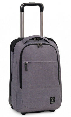 Upright Trolley for notebook tablet INVICTA Biz Grey