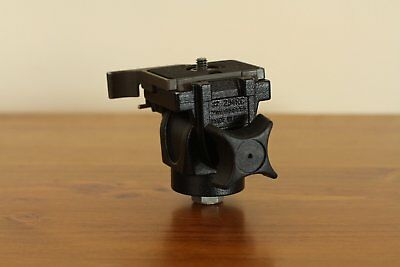 Manfrotto 234RC Swivel Tilt Head, with Quick Release, for Monopod etc