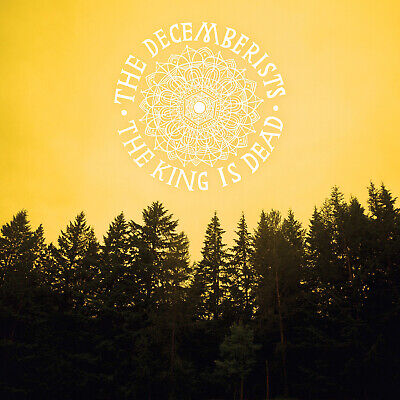 Decemberists King Is Dead Vinyl LP NEW sealed