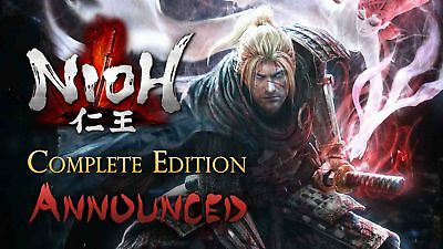 Nioh: Complete Edition - PC Global Play-Not Key/Code - Günstigst