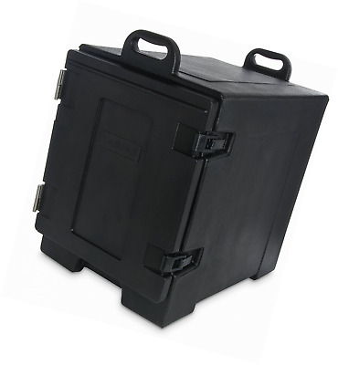 Carlisle PC300N03 Cateraide End-Loading Insulated Food Pan Carrier, 5 Pan Capaci