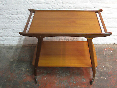 Desserte scandinave - scandinavian serving cart  - danish design vintage