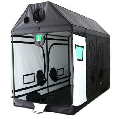 BudBox Pro Loft Grow Tents / Rooms - White or Silver