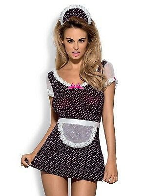 Costume Sugarella rose-Obsessive
