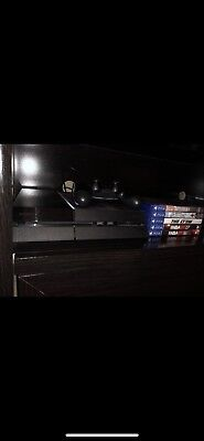 Sony PlayStation 4 (PS4) - 500 GB Black Console Bundle 1 controller,  5 Games