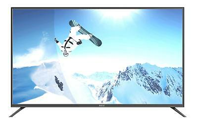 "Akai AKTV5022T Tv Led 50"" Smart Full Hd televisore digitale terrestre"