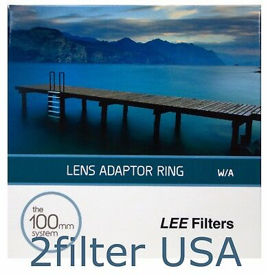 Lee Filters 52mm Wide Angle Adapter Ring fits Lee Foundation Kit FK 100mm Holder