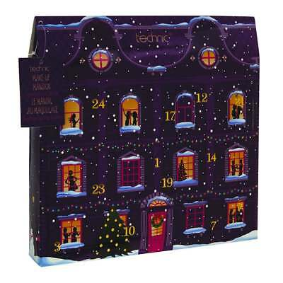 Technic Makeup Mansion Cosmetic Advent Calendar