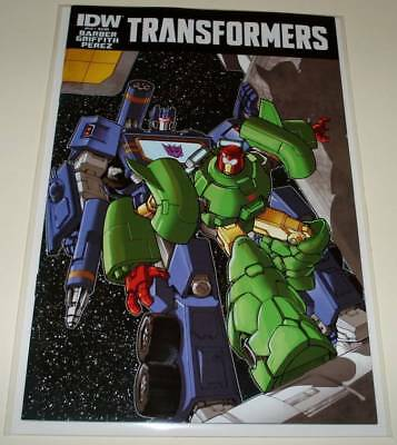 The TRANSFORMERS # 43 IDW Comic (July 2015) NM