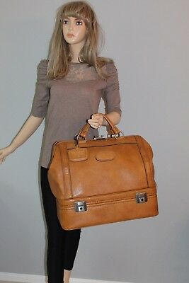 70er Vintage Weekender XL Tasche Koffer Boardbag 70s VTG Hippie Suitcase BAG