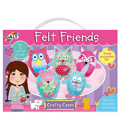 Galt Felt Friends Sewing Kit - NEW