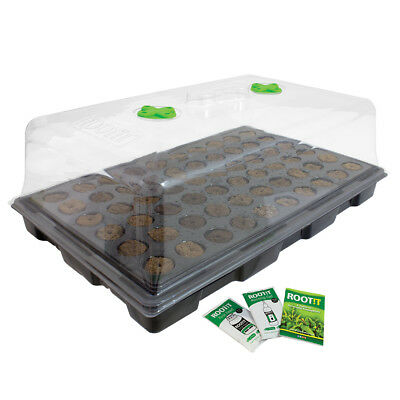 ROOT!T Large Natural Rooting Sponge Propagation Kit
