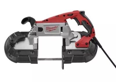 Milwaukee 6232-21 Deep Cut Band Saw W/Case New