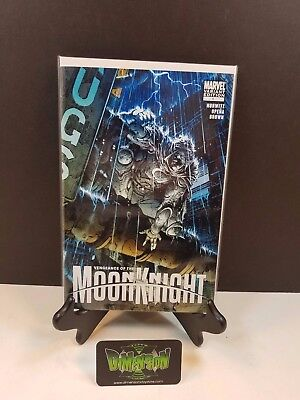 Vengeance of the Moon Knight #1 Finch 1:25 Variant NM Marvel Comics Daredevil