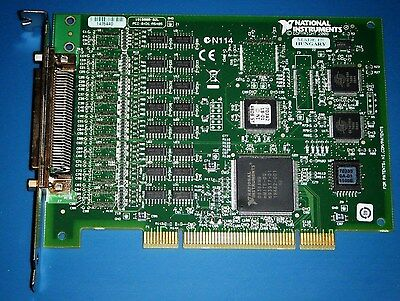 NI PCI-8431/8 8-Port RS485 RS422 Interface Board, National Instruments *Tested*