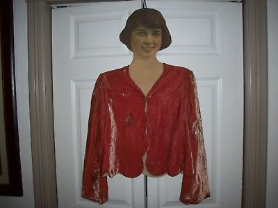 """Country Store Display Mannequin Hanger 1917  """" Differant """""""