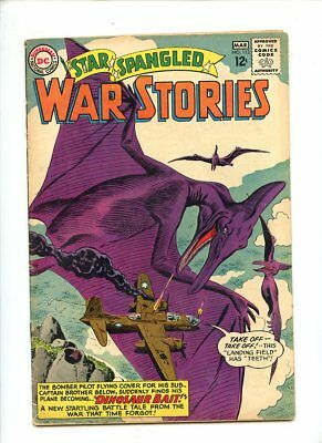Star Spangled War Stories #113 (1964) VG+