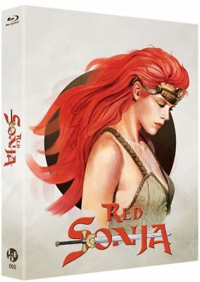 "MOVIE "" RED SONJA ""  Blu-ray (PLAIN EDITION)"