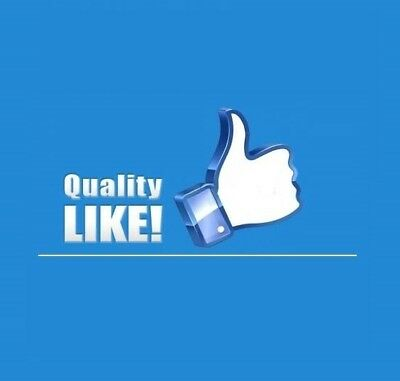 50-500k Echte ★ FB Likes ★ High quality Service