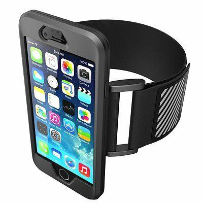 SUPCASE Apple IPHONE 6/6S Sport Running Armband Flexible Case Combo
