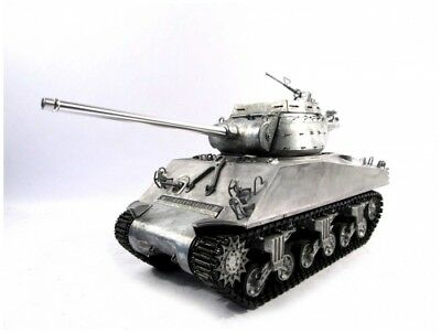 Mato 1/16 100% Metal M36B1 Tank Destroyer(IR Recoil, Original Metal Color, RTR)