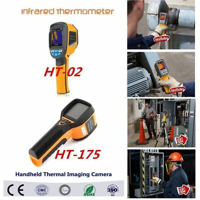 Handheld Thermal Imaging Camera Infrared Thermometer Imager HT-02/HT-02D/HT-175