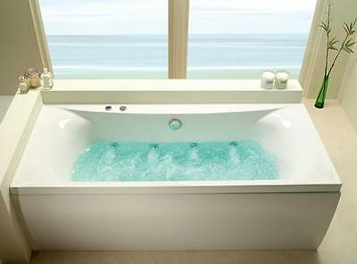 Carron Albany 14 Jet Whirlpool Bath | Double Ended 1700 x 700 mm Made in the UK