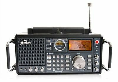 TECSUN S-2000 RICEVITORE DA BASE ALL MODE 1,7-30 MHz+ VHF AIR BAND 330011