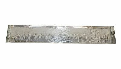 Paola Navone Egizia Tray Guest 64 X 11 cm Silver plated
