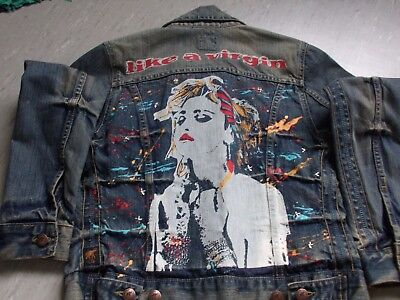 MADONNA Trunk Reserve Jeans Jacke Limited Edtion (182/250) XS/S