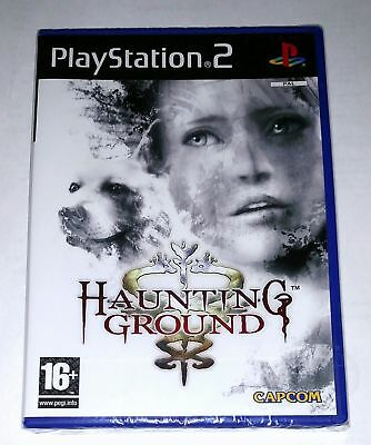 Haunting Ground PlayStation 2 PS2 BRAND NEW **PAL REGION - READ THE AD**