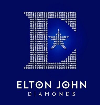 ELTON JOHN - DIAMONDS (Best Of / Greatest Hits) BRAND NEW 2CD