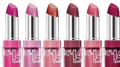 Maybelline Superstay 14H Lipstick Choose From 8 Shades