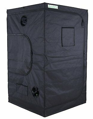 """600D Reflective Mylar Hydroponic Indoor Grow Tent 48""""x48""""x80"""" FREE SHIPPING"""