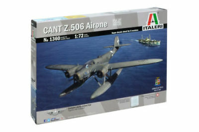Italeri 1360 1:72 Cant Z 506 Airone Aircraft Plastic Kit