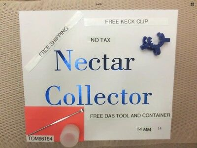 Newest Nectar Collector 2.0 With Free clip and Tools!!!!!