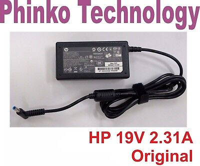 Genuine Original HP 45W AC Adapter Charger for 740015-002 741727-001