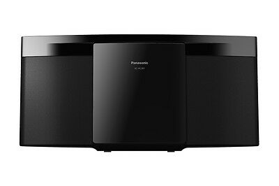 Panasonic SCHC297EBK 20W HiFi Micro System with CD Player DAB/DAB+/FM Radio