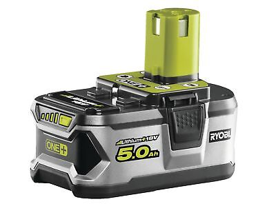 Ryobi RB18L50 ONE+ 5.0 Ah Lithium Battery 18 V - Multi-Coloured