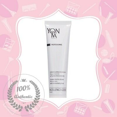 YonKa Excellence Code Creme Prof Size 3.5oz / 100ml New in Box EXP 12/2020 Fresh